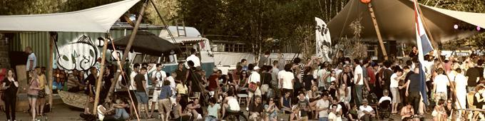 festival buitenfoto